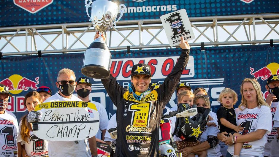 Lucas Oil Pro Motocross Championship Results!
