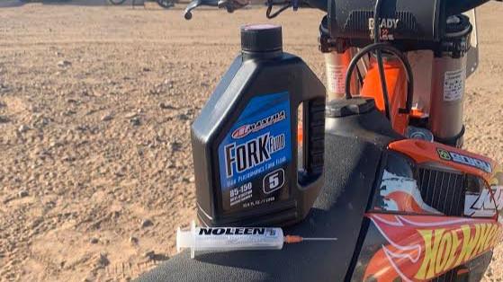MX Tech Tip: Fork Oil Level