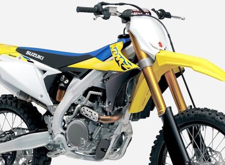 2021 Suzuki RMZ-450, RMZ-250 and RM-85