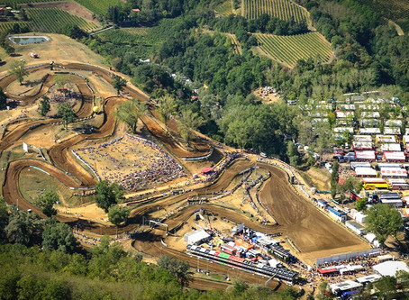 MXGP goes to Faenza Italy for Triple-Header