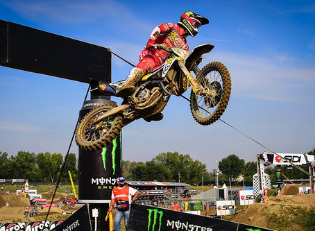 MX2 at Citta di Mantova Moto News