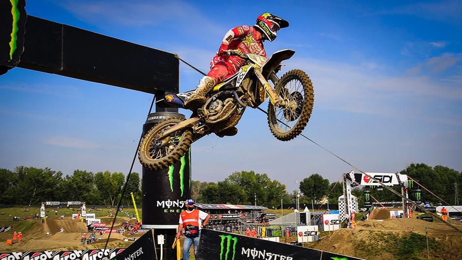 MX2 at Citta di Mantova Moto News