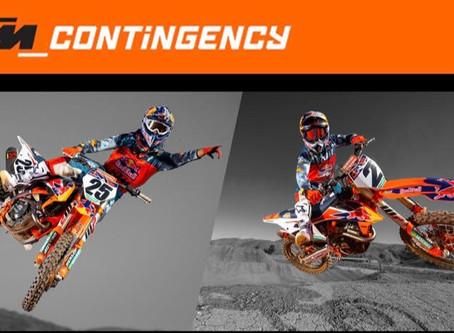KTM Launches Contingency Program