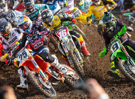Lucas Oil Pro Motocross Thunder Valley 450 Results