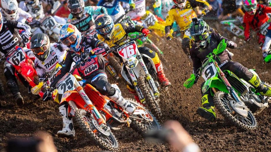 Lucas Oil Pro Motocross Thunder Valley 450 Results