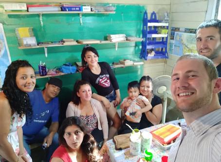 Visitamos a Ruth y su delegación en F. Varela