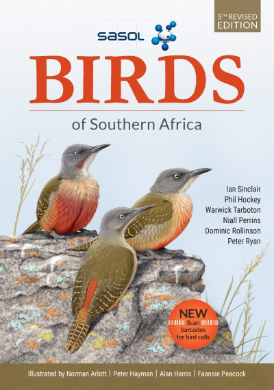 Sasol Birds of Southern Africa (5th edition)