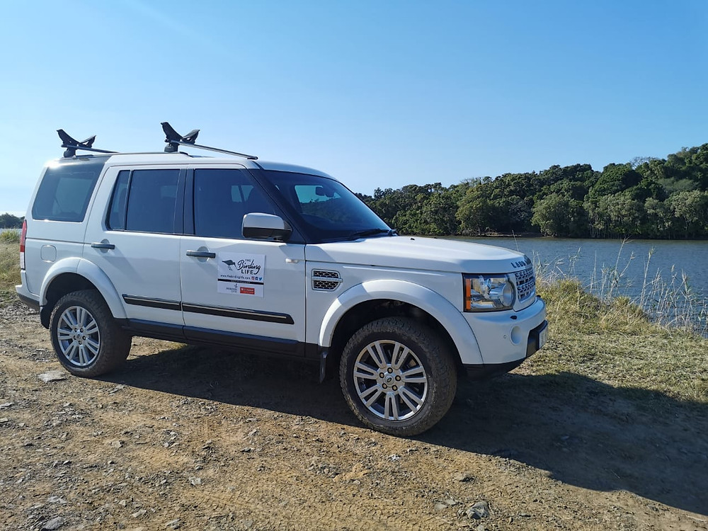 Land Rover in Mtunzini
