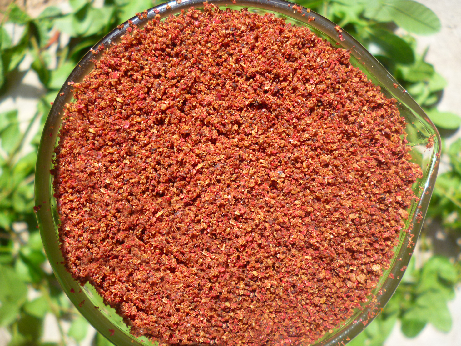 GROUND PINK PEPPER