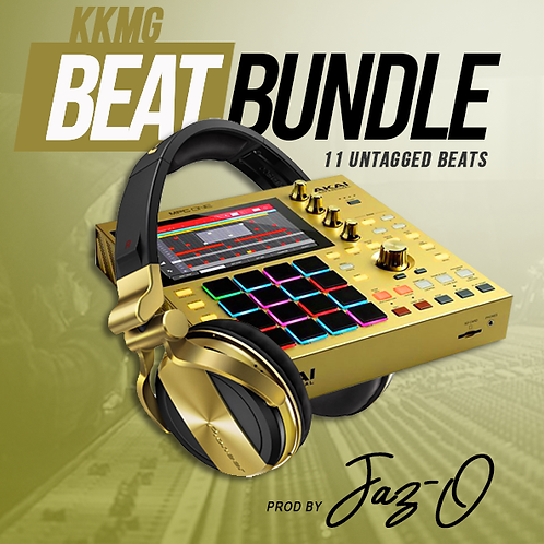 KKMG Beat Bundle - 11 Unreleased Beats