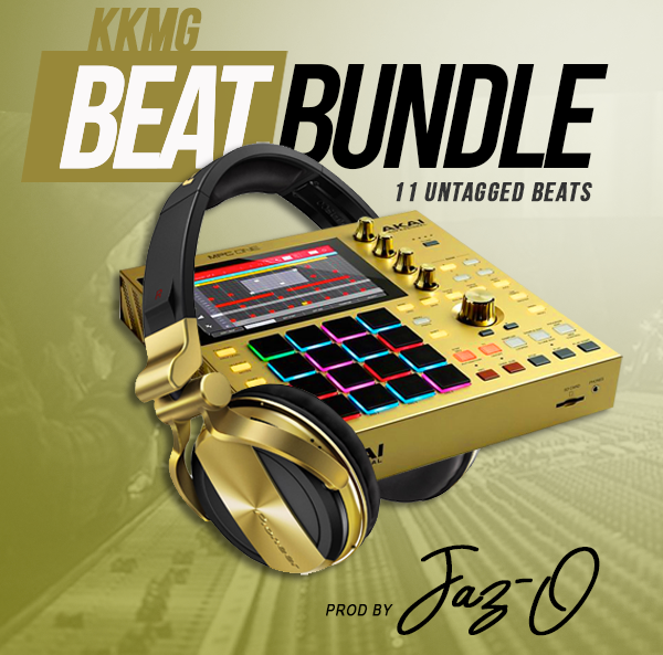 KKMG Beat Bundle - 11 Unreleased Beats