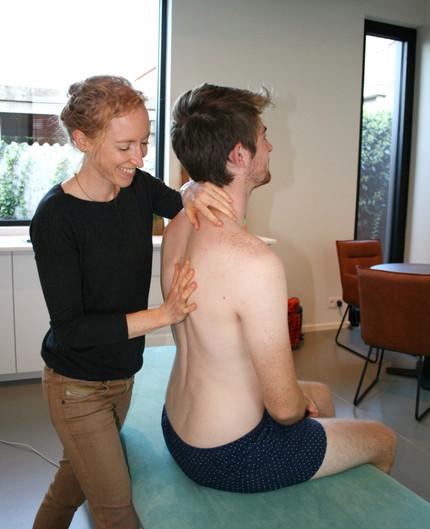 Osteopaat L. Vanexem