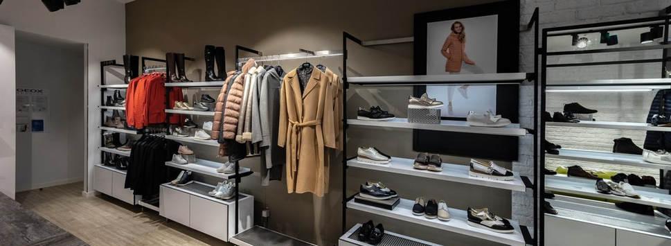 Для магазина одежды и обуви