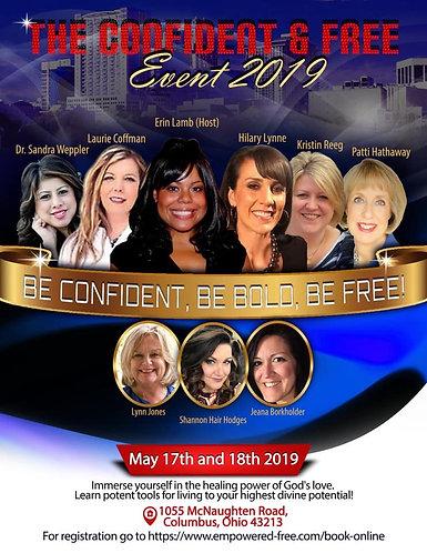 Confident & Free Conference Audio