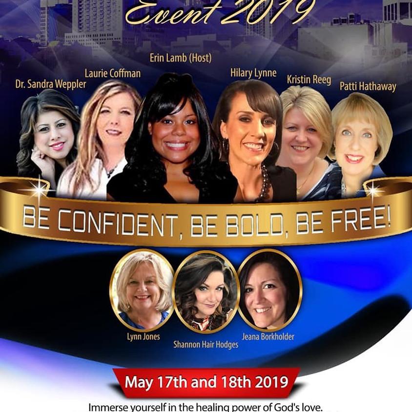 Confident & Free Event