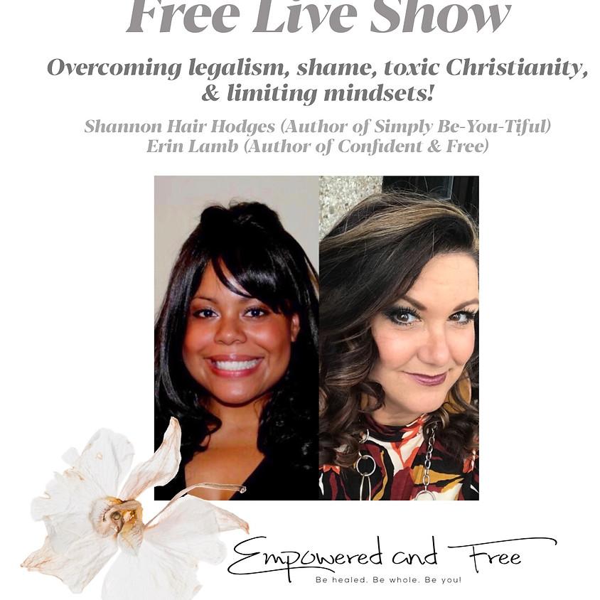 Empowered & Free Live TV