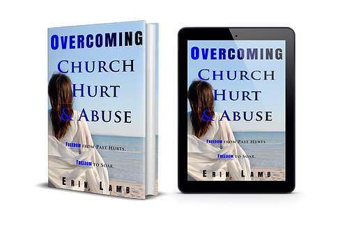 Overcoming Church Hurt & Abuse Workbook