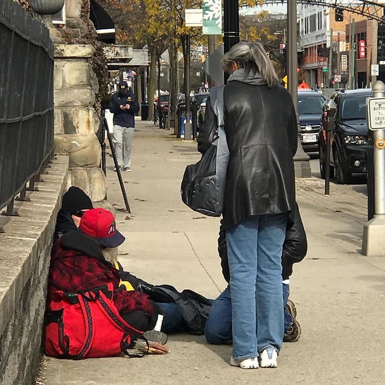 Homeless Outreach/City Outreach