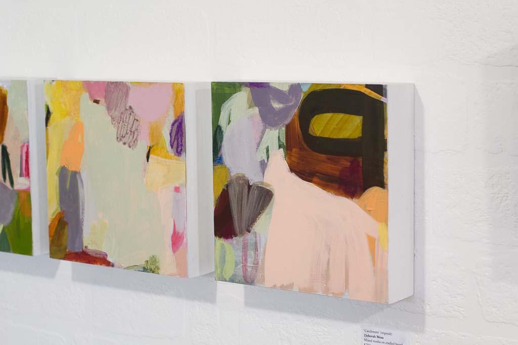 Catchment (triptych), (detail)