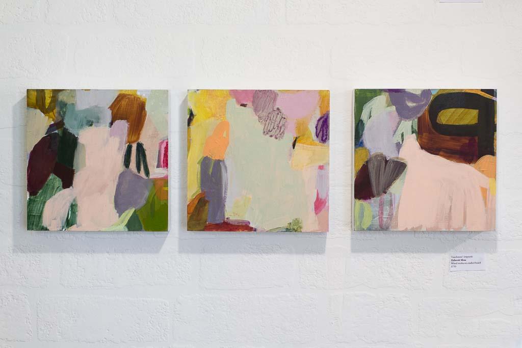 'Catchment' (triptych)