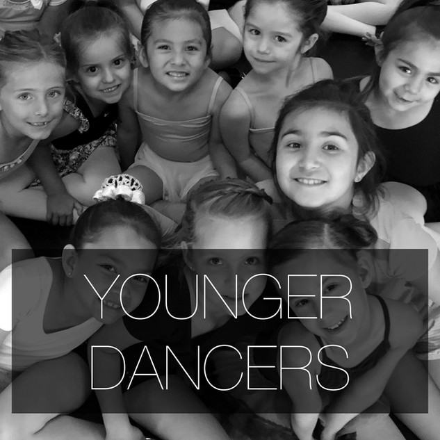 YOUNGER DANCERS