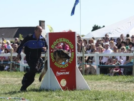 Just Announced.  The Rockwood Dog Display Team