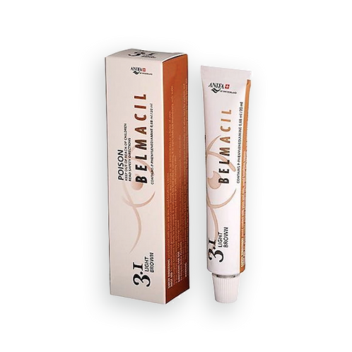 Belmacil No. 3.1 Light Brown tint