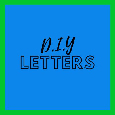 DIY Credit Repair Letters