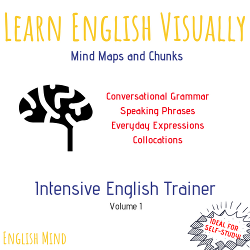 Learn English Vocabulary Book