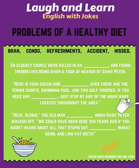 English with Jokes