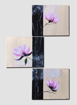 Magnolias_3_piece_set