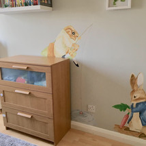 Peter Rabbit and Jeremy Fisher