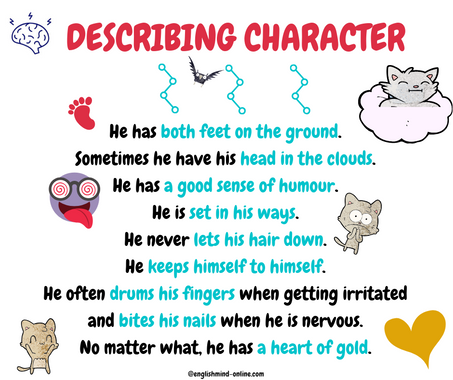 Describing Character in English