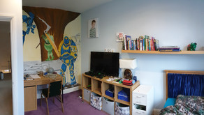 Complete room change-over