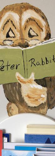 Peter Rabbit - Owl