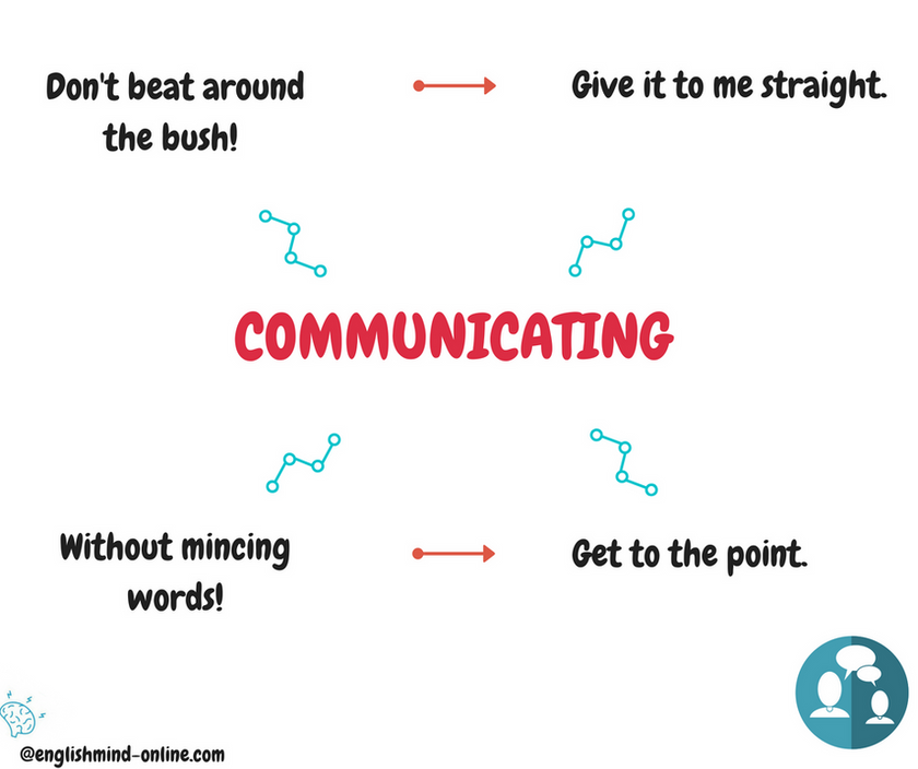 speaking phrases in English