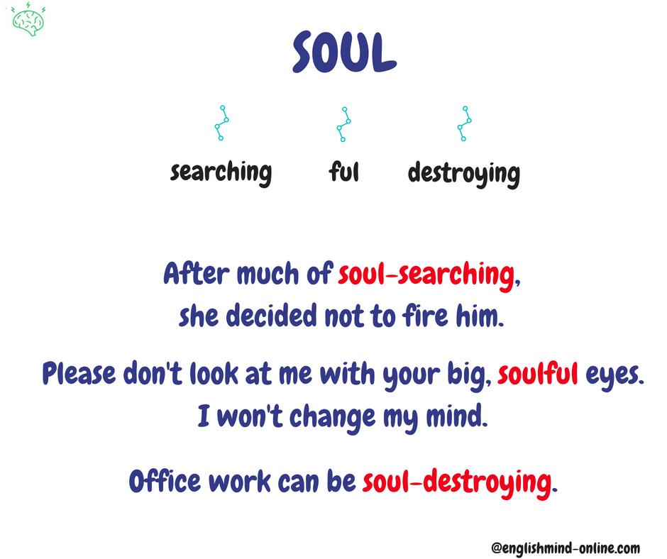 Soul - English in Chunks.