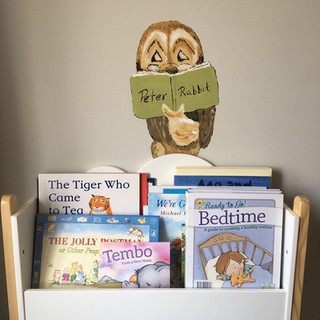 Peter Rabbit - Owl