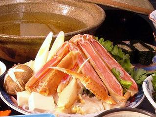 京都で安くて美味しいかに鍋
