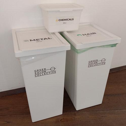 Hair Salon Starter Kit - Returns Box & A box of Green Fingers