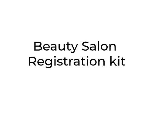 A Beauty Salon Starter Kit