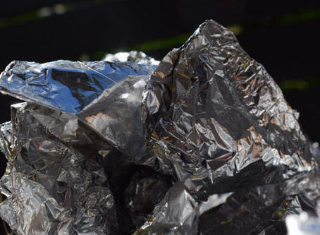 Can used hairdressing foil be recycled?