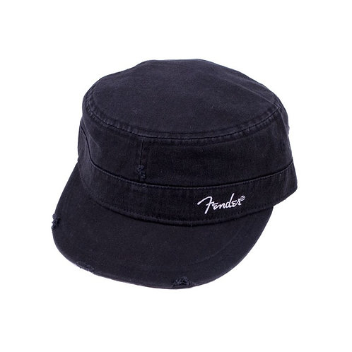 Cap Military  Black L/XL : Fender