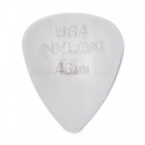 .46 Nylon Guitar Pick 44R46 : Dunlop