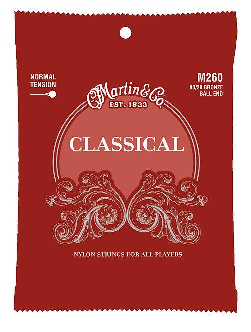 80/20 Bronze Classical Guitar Strings : Ernie Ball