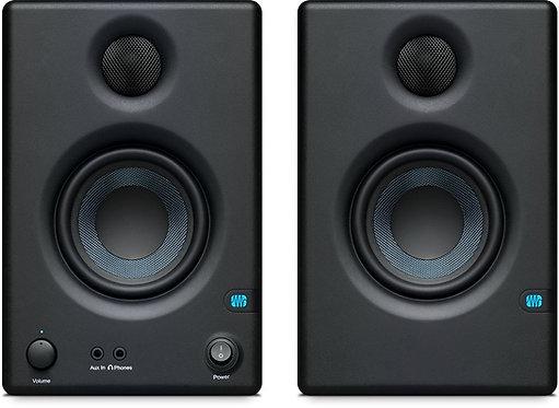 Eris E3.5 3.5-inch Powered Studio Monitors : PreSonus