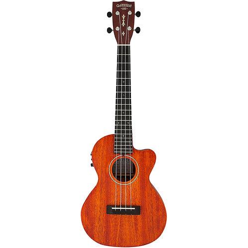 G9121 A.C.E. Tenor Ukulele Acoustic-Electric Ukulele Mahogany : Gretsch