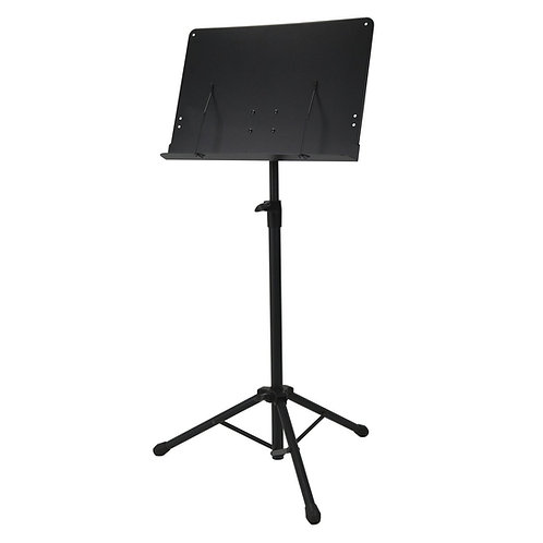 Conductor Style Music Stand SCMS2-BK : Strukture