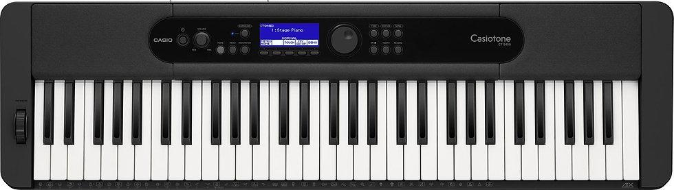 CT-S400 61-Key Portable Keyboard : Casio