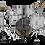 "Thumbnail: 20"" Bass Drum 5-Piece Complete Kit  - Diamond White Sparkle –  : PDP"